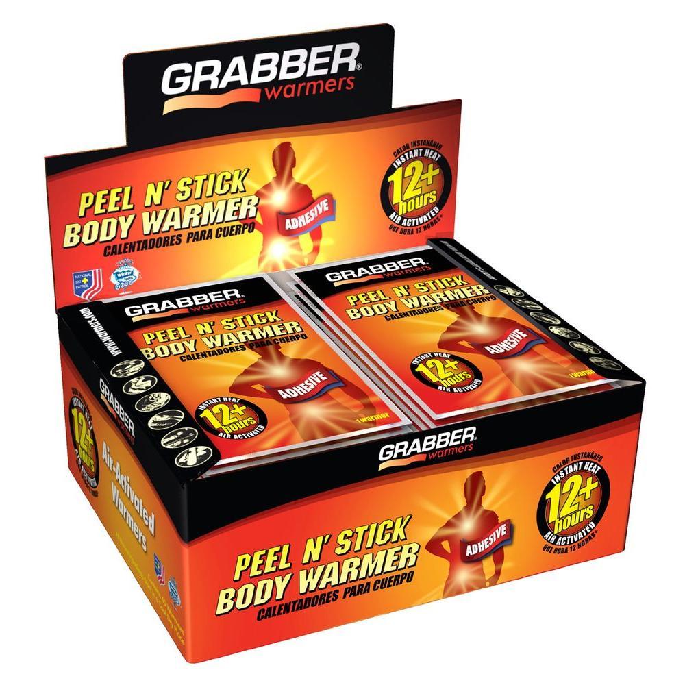 Peel-n-Stick Body Warmer