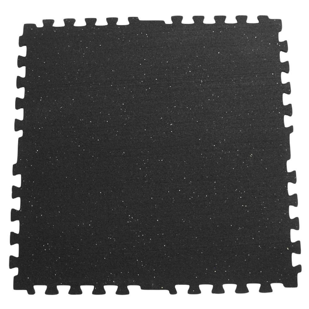 Rubber-Cal Z-Cycle Tiles 3/8 in. x 29 in. x 29 in. Black ...