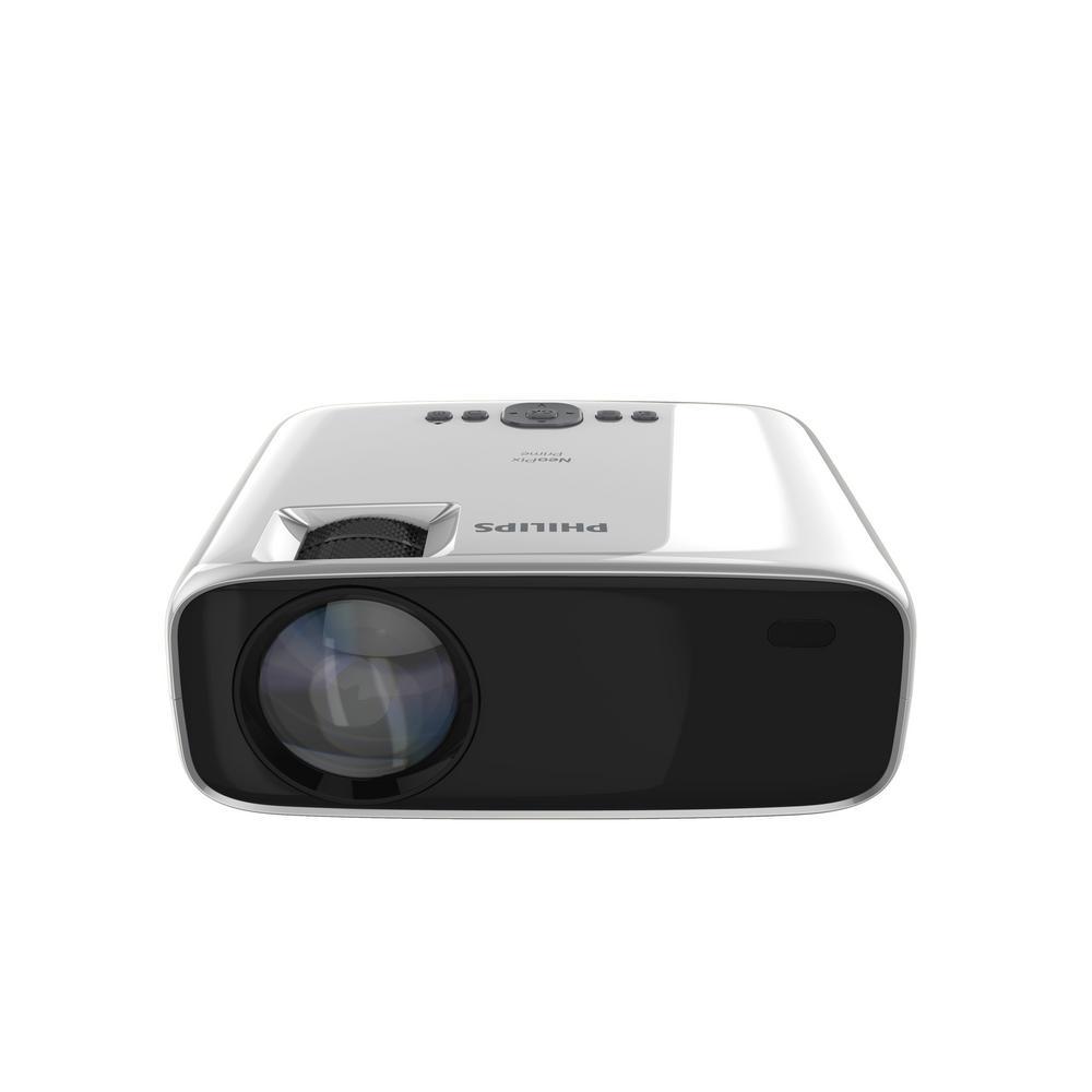 NPX540/INT, NeoPix Prime, Projector, 120'' Display, Wi-Fi Screen Mirroring, BT, Built-in Media Player, HDMI, USB, microSD