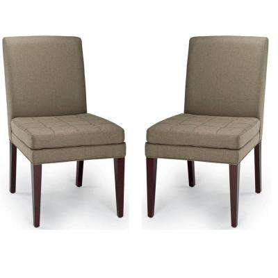 Cole Olive Accent Chair