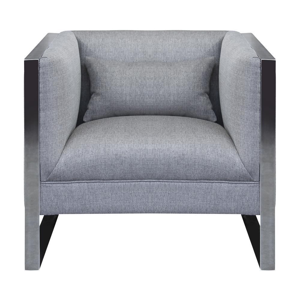 Royce Grey Dining Chair