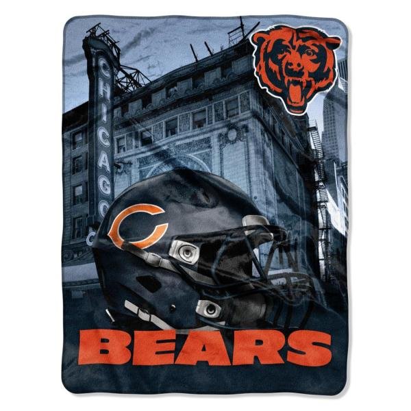 Bears Heritage Silk Touch Throw 1NFL071030001RET