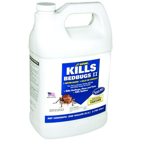 1 Gal. Water Based Bedbug Spray