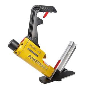 POWERNAIL 15.5-Gauge Pneumatic Hardwood Flooring Power Stapler by POWERNAIL