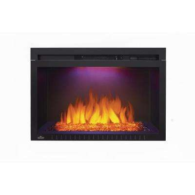 Incredible 29 In Cinema Series Electric Fireplace Insert Download Free Architecture Designs Grimeyleaguecom