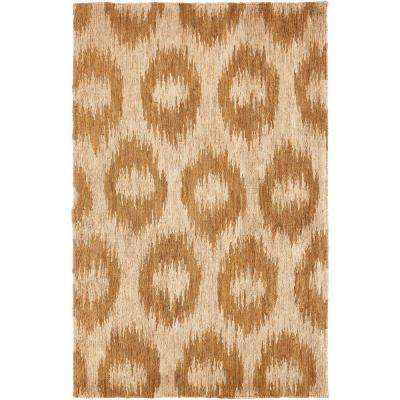 Columbia Gold 2 ft. x 3 ft. Indoor Area Rug
