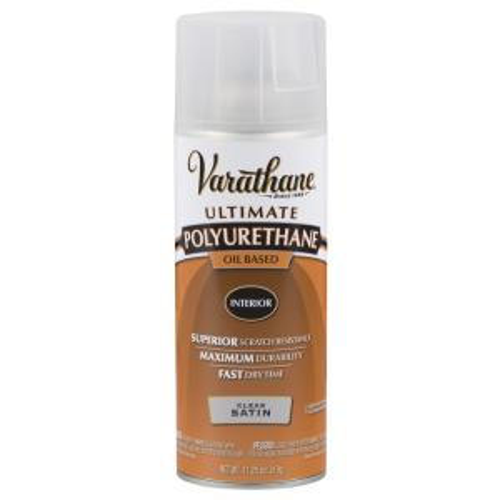 Varathane 11 Oz Clear Satin Oil Based