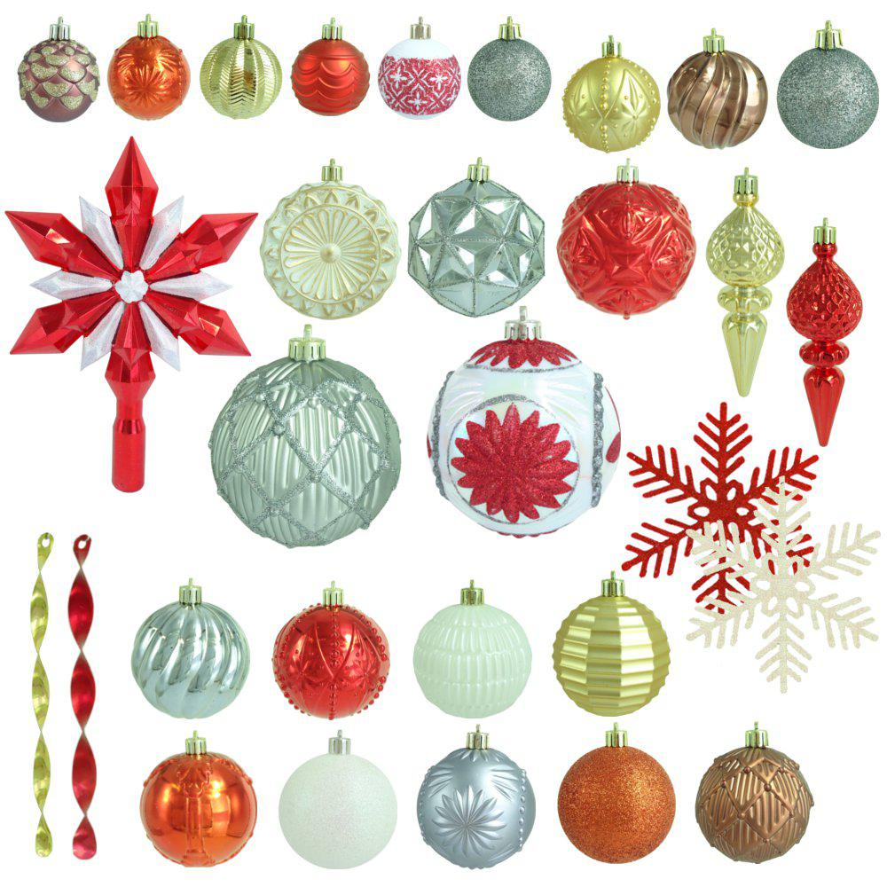 pepperberry lane shatter resistant ornament - Christmas Tree Ornaments