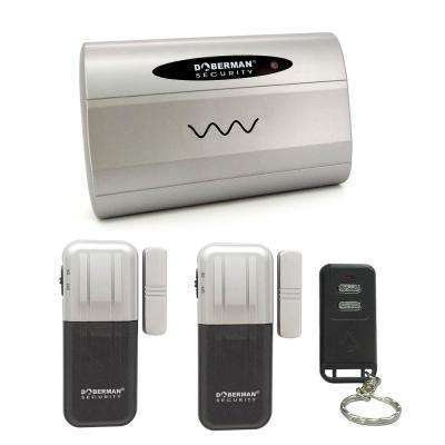Home Security Wireless Door or Window Alarm Kit Security Set