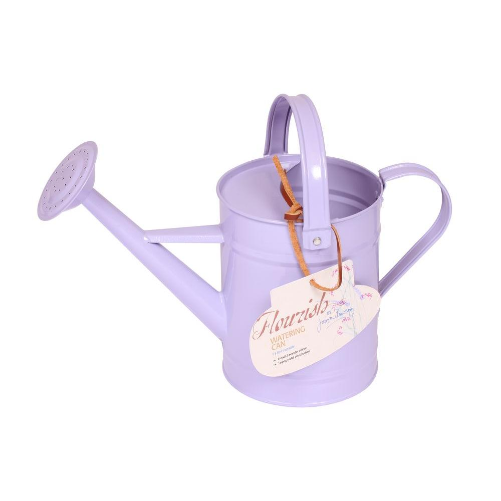 Joseph Bentley 1.5 l French Lavender Metal Watering Can