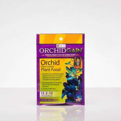 OrchidGain 1.25 oz. Orchid Fertilizer (3-Pack)