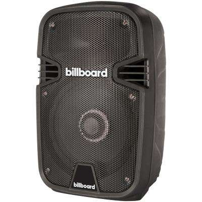 Party Starter Bluetooth Powered Speaker in Black