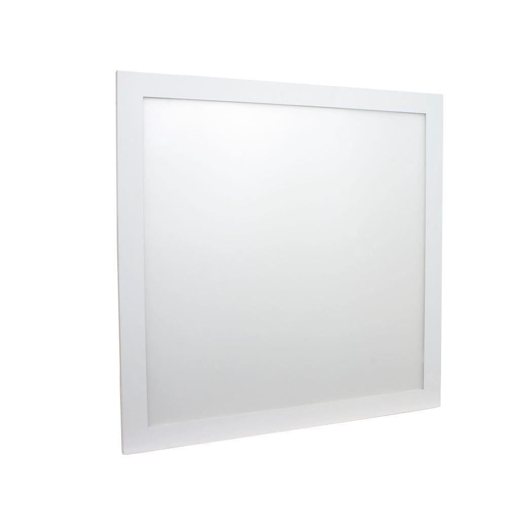 2 ft. x 2 ft. White Edge-Lit Integrated LED Flat Light