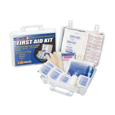110-Piece Home First Aid Kit