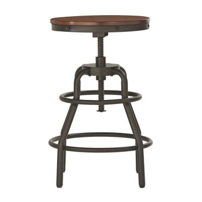 Groovy Bar Stools Kitchen Dining Room Furniture The Home Depot Ibusinesslaw Wood Chair Design Ideas Ibusinesslaworg