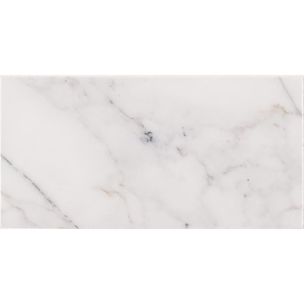 Calacatta  Cressa  Marble (15 sq per case) Tile   Item# 10450