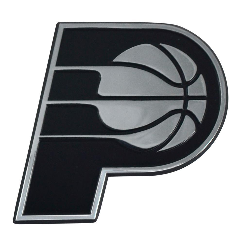 NBA Chrome Auto Emblem