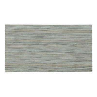 Italia Zen Noir Porcelain Floor and Wall Tile - 4 in. x 4 in. Tile Sample