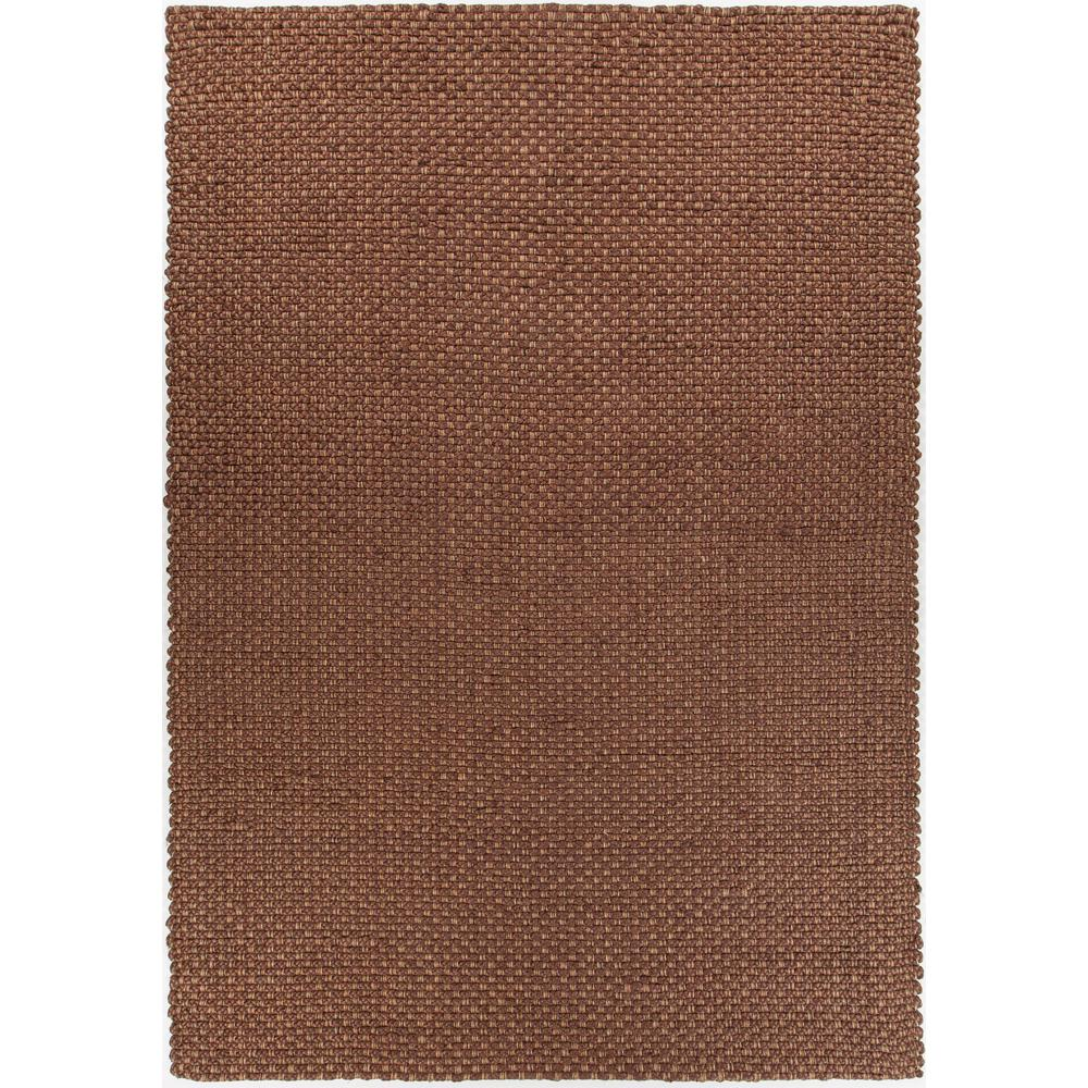 Nena Brown 8 ft. x 11 ft. Hand Woven Area Rug