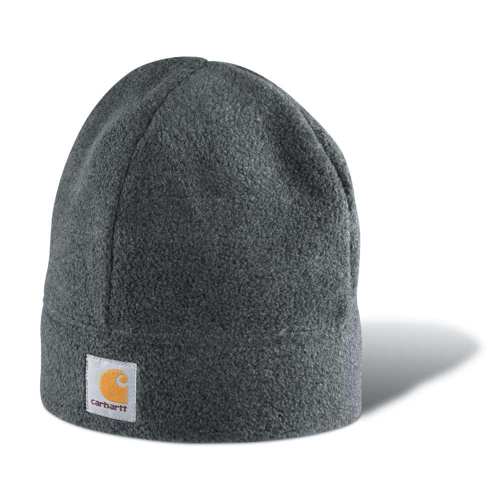 95896181a9158 Carhartt Men s OFA Charcoal Heather Polyester Hat Headwear-A207-CHH ...