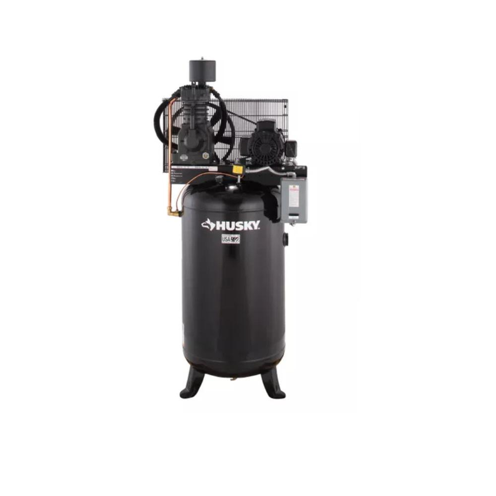 2-Stage Cast Iron Electric Air Compressor