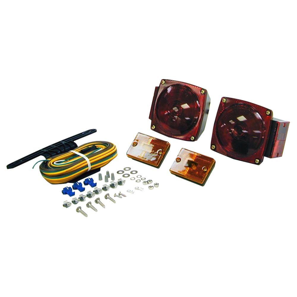 80 in. Trailer Lamp Kit
