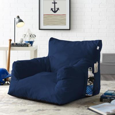 Navy - Chairs - Living Room Furniture - The Home Depot