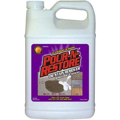 1 Gal  Oil Stain Remover