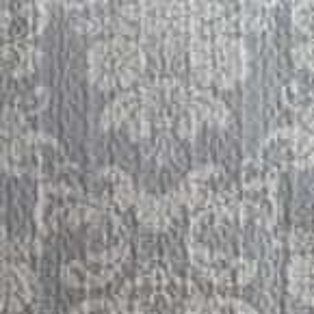 Laura Ashley Venetia 3-Piece Grey King Quilt Set