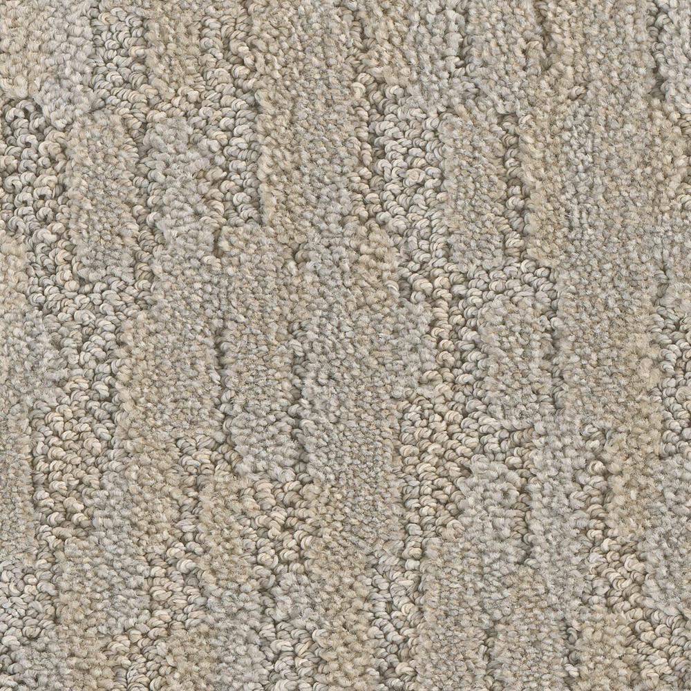 Top End- Color Route Pattern 12 ft. Carpet