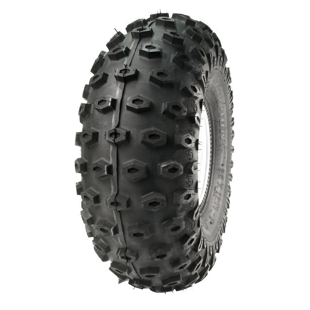 KENDA 25x12.00-9 2-Ply ATV Tire