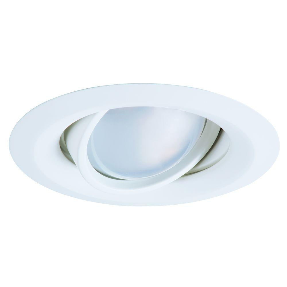 Halo RL 5 in. and 6 in. White Wireless Smart Integrated LED Recessed ...