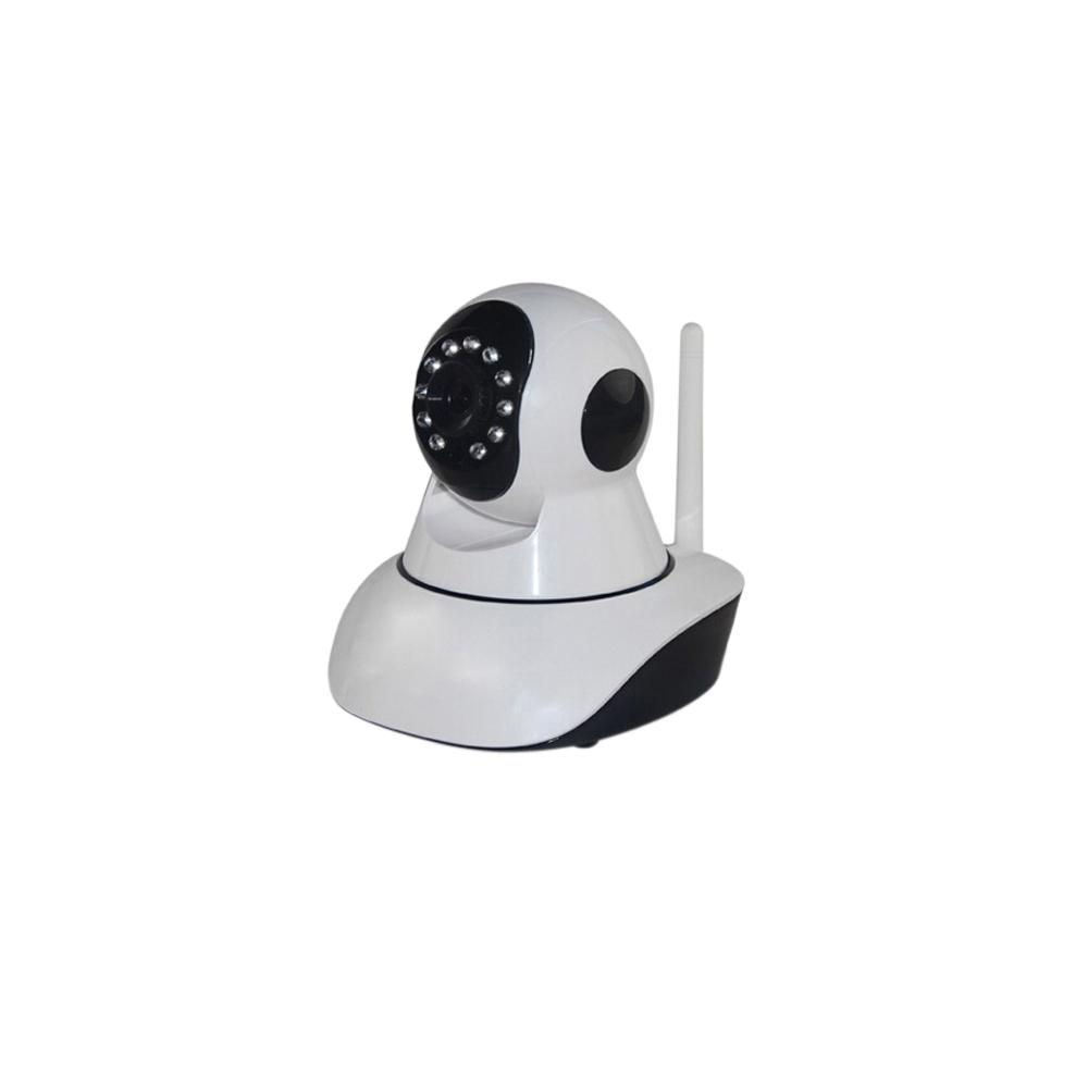 1080P WiFi Wireless Security Hidden IP Camera 360° Panoramic  Network Webcam