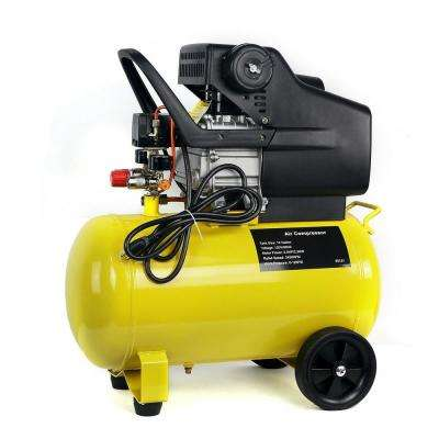 10 Gal. 3.5 HP Corded Electric Air Compressor