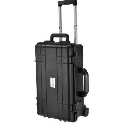 Loaded Gear HD-500 8.9 in. Hard Tool Case in Black