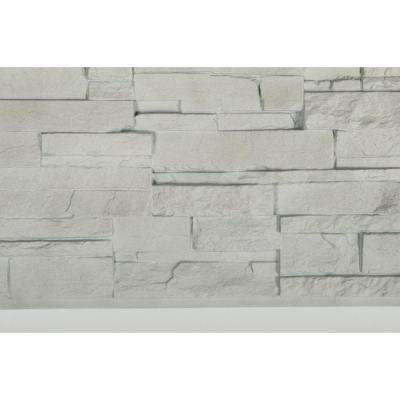 Dry Stacked Stone 41-1/2 in. x 13-1/8 in. Travertine Siding (10-Pack)