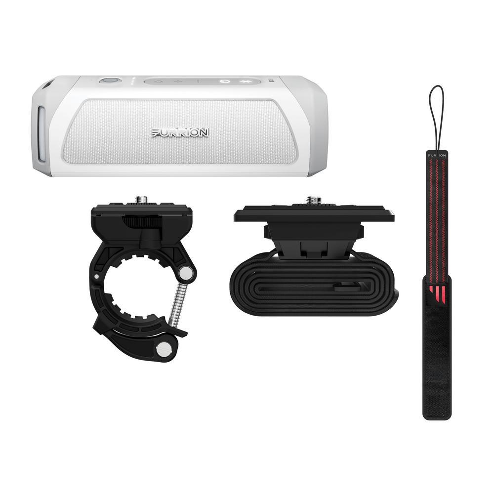 Lippert Components LIT Bluetooth Speaker Adventure Kit - White