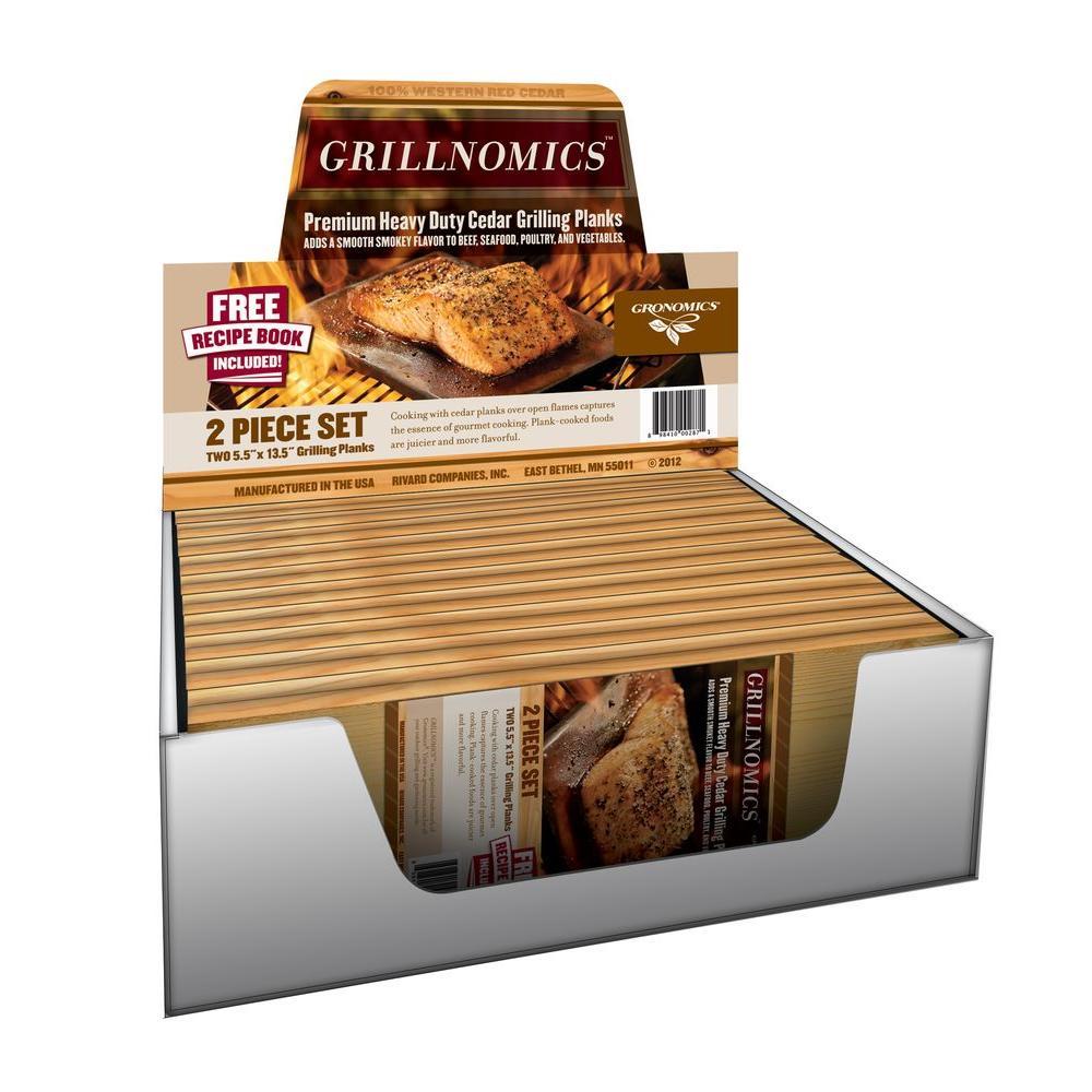 Cedar Grilling Planks (10-Pack)