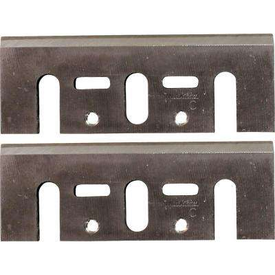 3-1/4 in. Carbide Planer Blade Set