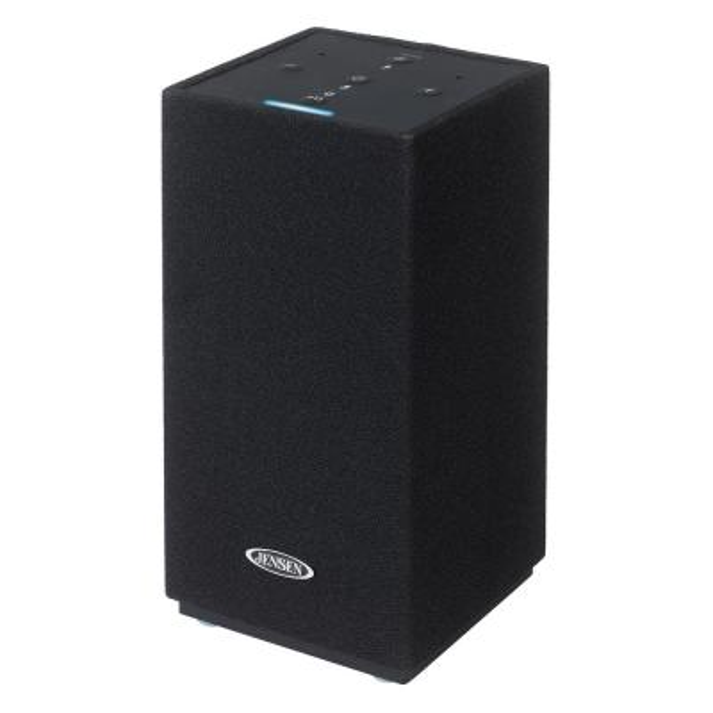 Amazon Alexa-Enabled Bluetooth/Wi-Fi Wireless Stereo Smart Speaker