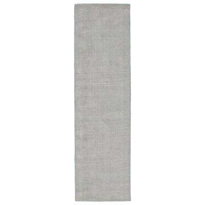 Luminary Grey 2 ft. x 8 ft. Runner Rug