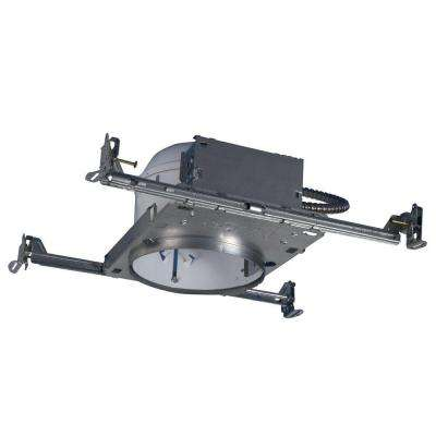H25 5 in. Aluminum Recessed Lighting Housing for New Construction Shallow Ceiling, Insulation Contact, Air-Tite
