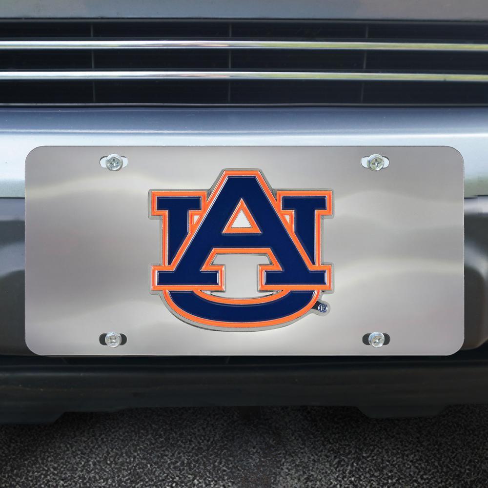 NCAA Arizona Wildcats Stadium Crystal Mirror License Plate 6 x 12-Inch Wincraft 14486115