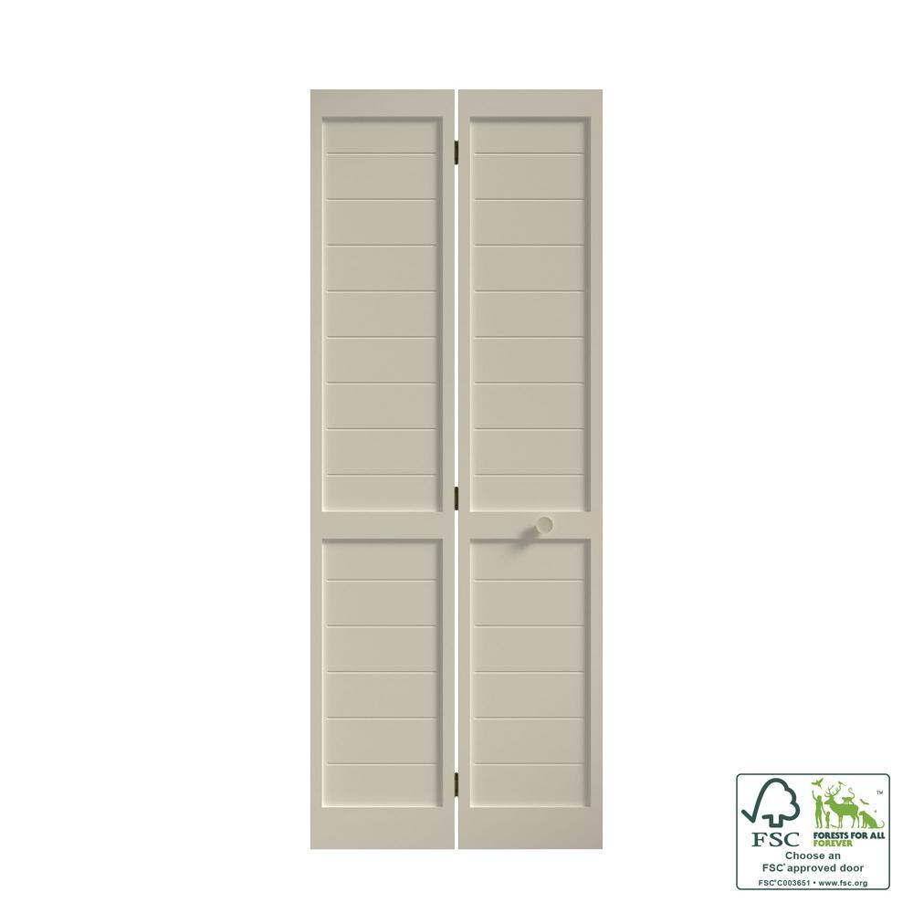 24 X 79 Bifold Doors Interior Closet Doors The Home Depot