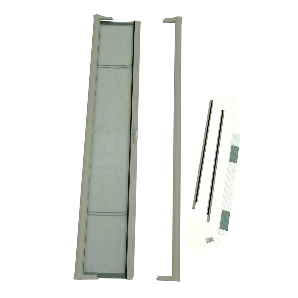 Odl 36 in x 80 in brisa sandstone standard height for Phantom door screens prices