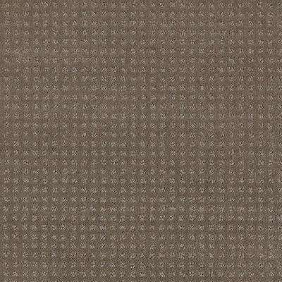 Carpet Sample - Out of Sight II - Color Soft Clay Texture 8 in. x 8 in.