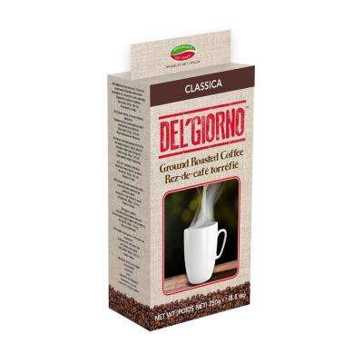 Classica 8.8 oz. Ground Roasted Coffee (4-Pack)