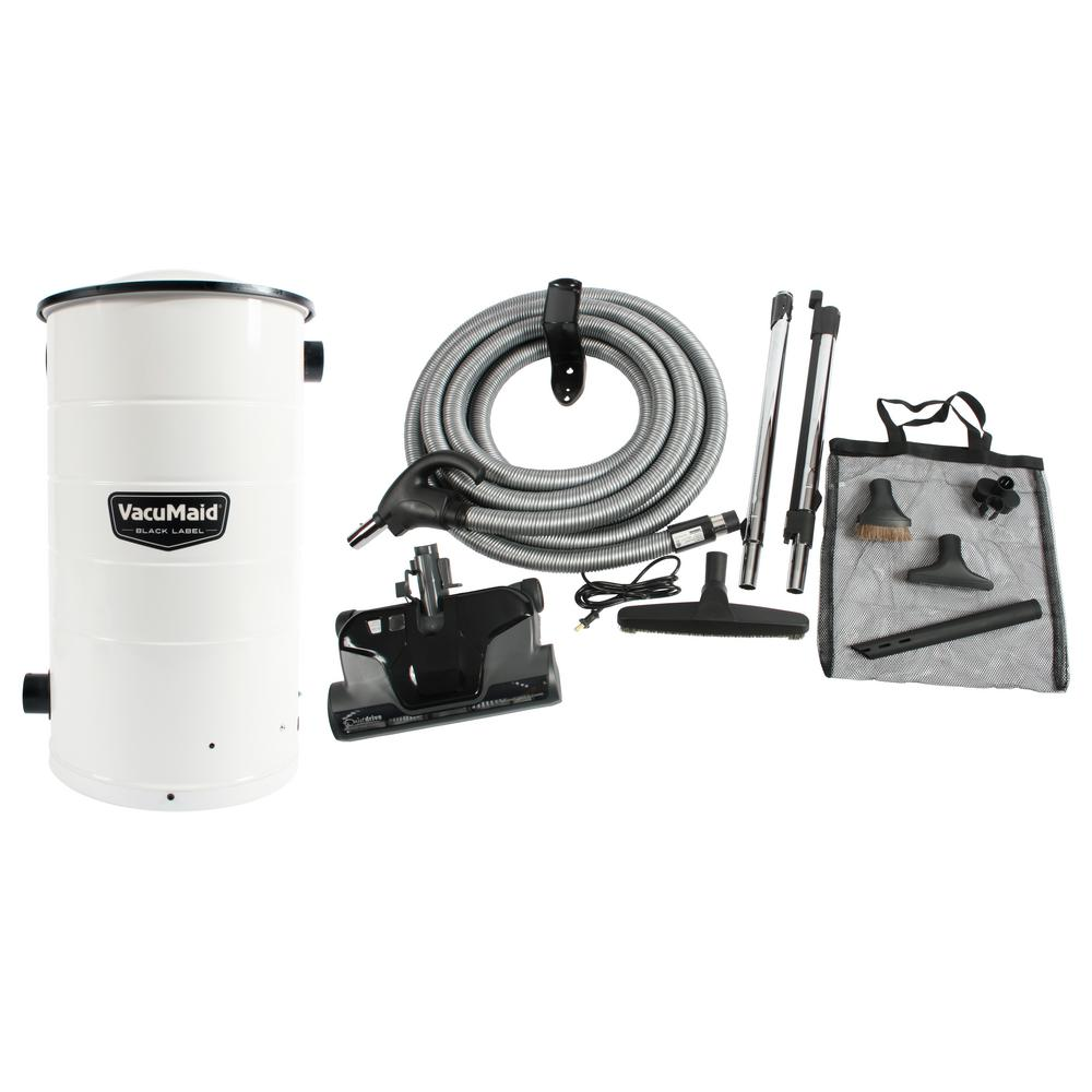 VacuMaid Central Vacuum and Complete Attachment Kit