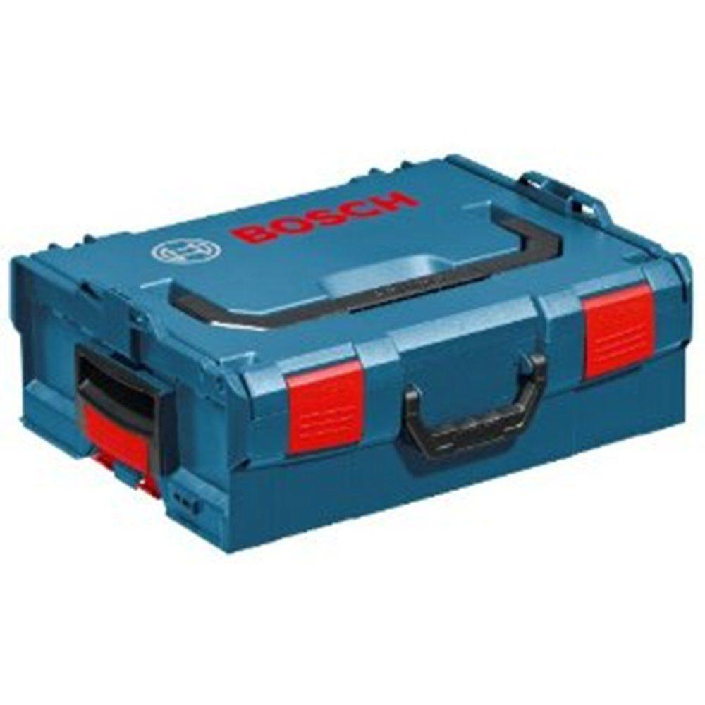 Bosch 17.5 in. L x 14 in. W x 6 in. H Stackable Small Tool Storage Hard Case-LBOXX-2 - The Home ...