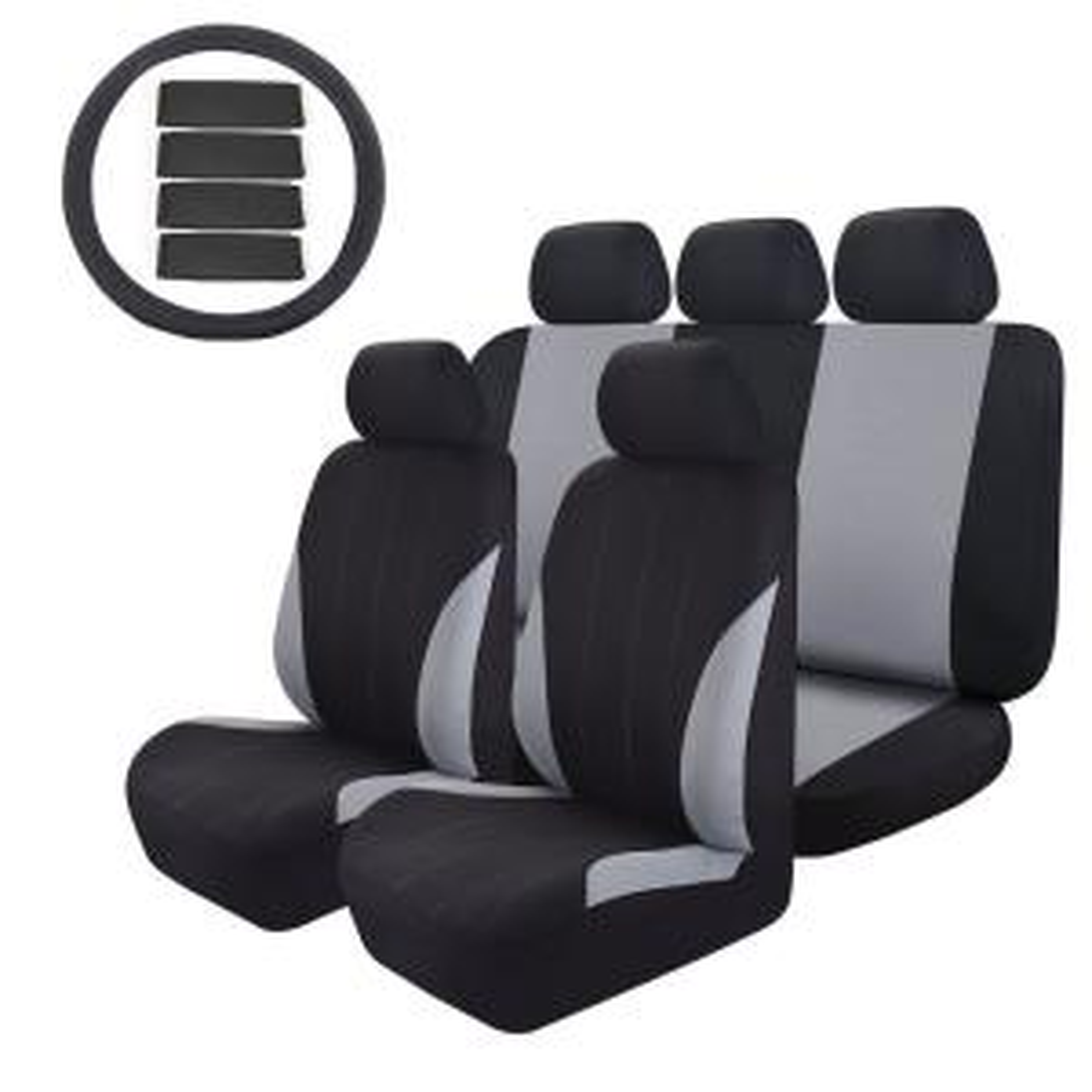 47 In X 23 1 14pc Universal Full Set Car Seat